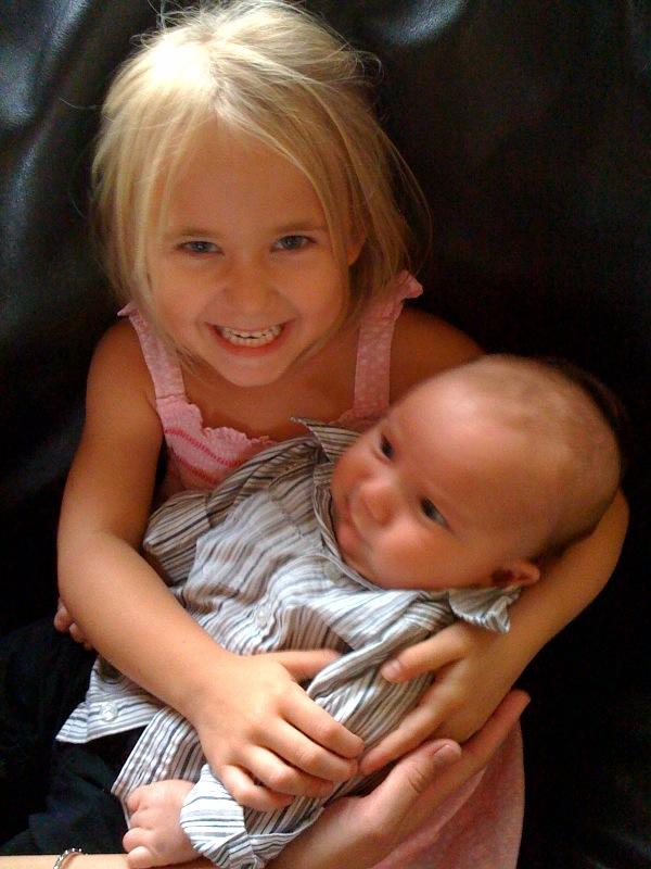 Sydney and Brody